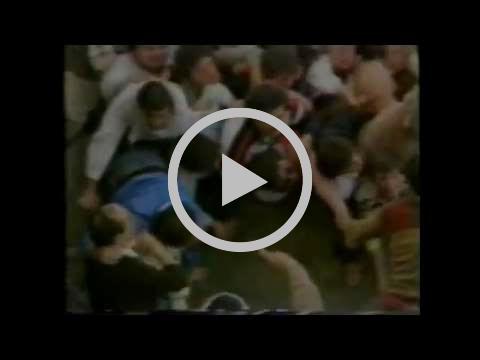 HEYSEL  disaster 1985