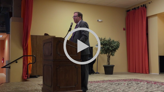 Sutherland Bipolar Center Breakfast (Matt Vogl - Guest speaker)