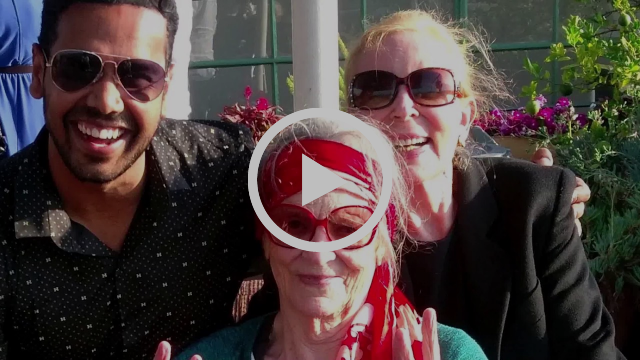 Why these College Students from USC Live in a Retirement Home