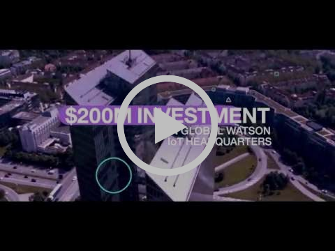 IBM invests $200M in collaboratories, leading new IoT revolution in Munich