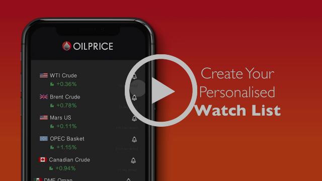 OilPrice.com App Video