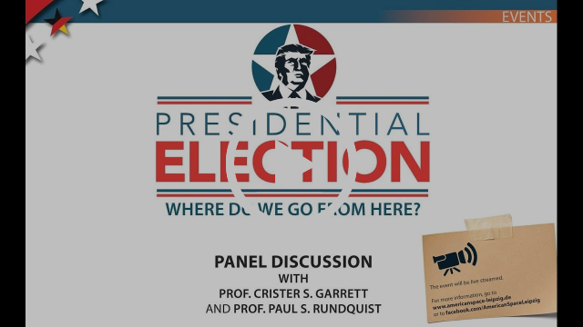 Presidential Election - Where do We Go From Here?