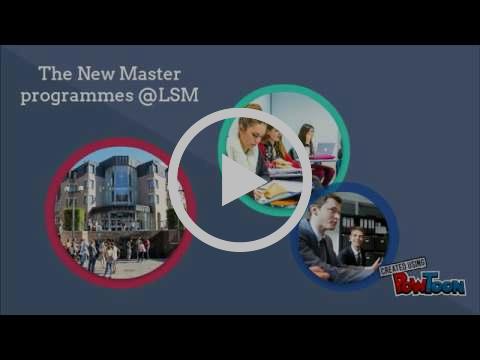 Réforme des programmes de Master 120 - 02/03/2017