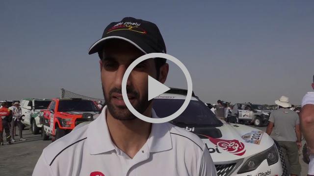 Khalid Al Qassimi ADDC 2017. Finish