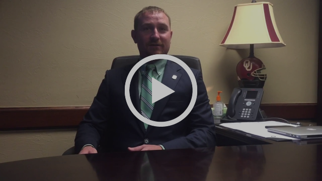 Meet Your Legislator Episode 3: Representative Dustin Roberts