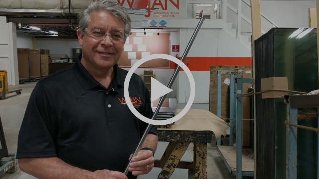 Rick Pagano describes dual-seal glass