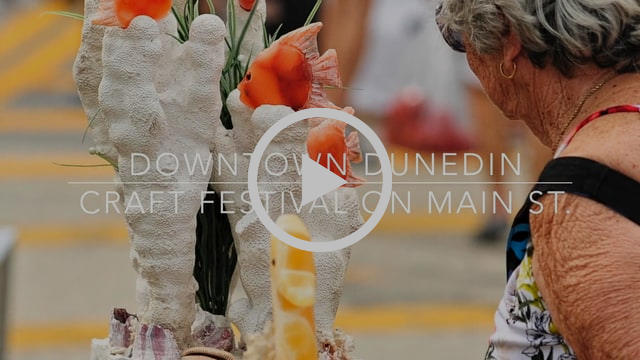 Downtown Dunedin Craft Festival