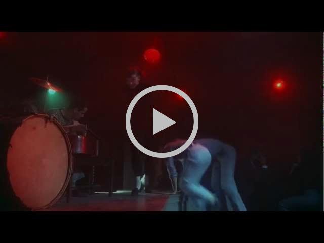 Audrey Hepburn's Crazy Dance