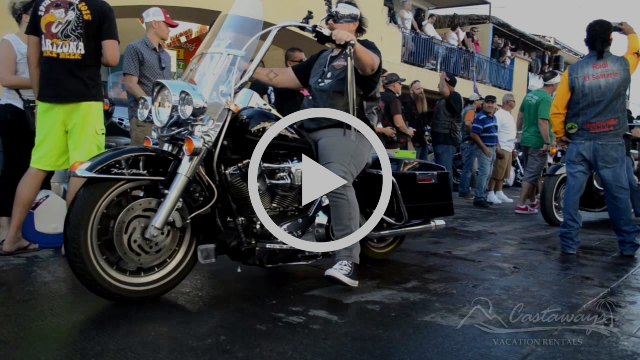 Rocky Point (Puerto Peñasco) - Rocky Point Motorcycle Rally 2016!