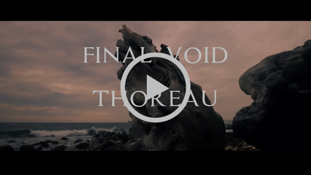Final Void - Thoreau (Official Lyric Video)