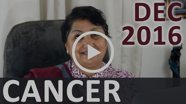 Cancer December 2016 Horoscope Predictions: Health Needs Serious Attention, 6-Planet Stress Aspect