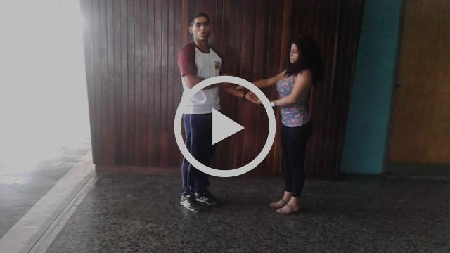 Con Sabor a Salsa demonstrate balsero