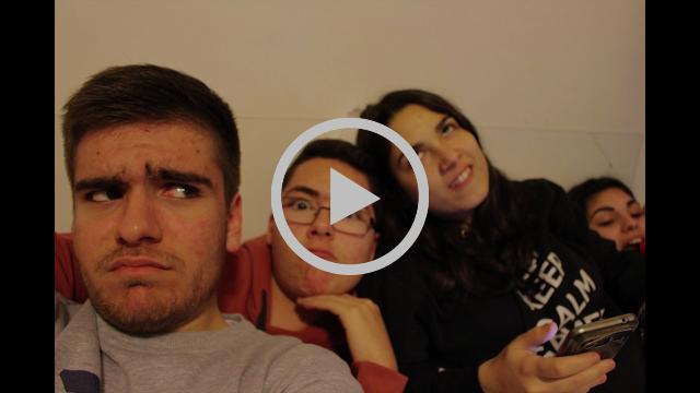 Erasmus+ story by Iara and Luis