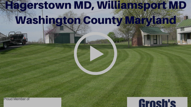 Lawn Mowing Service Hagerstown MD Williamsport MD Washington