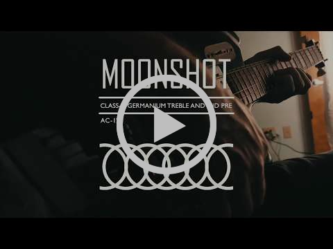 Moonshot Germanium Treble and Mid Pre | Greer Amps