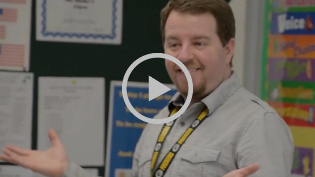 KUSD Employee Spotlight - Jason Shike