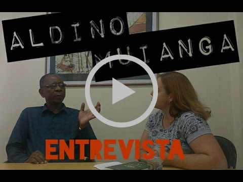 #44 - ENTREVISTA COM ALDINO MUIANGA