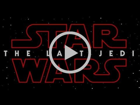 Star Wars: Episode VIII - The Last Jedi - TRAILER (2017) - Daisy Ridley, Mark Hamill Movie HD [FM]
