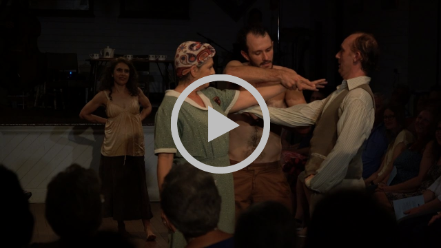 A short clip of our 2016 Dreamland production