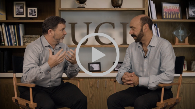 Conversations with the Vice Provost - Richard Arum *TEASER