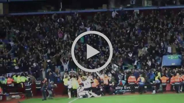 Aston Villa 1-2 Tottenham, 2-11-2014: Kane's Winner