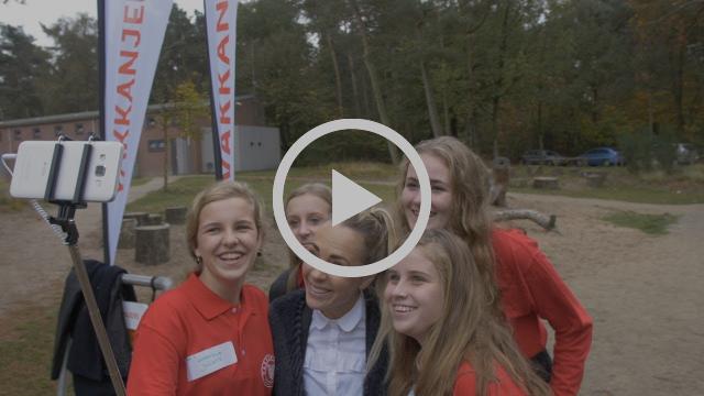 Kick-off Vakkanjer Pioneer - Vloggen tijdens de les?!