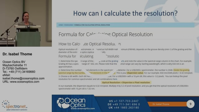 170321 25 Learning about Spectroscopy with Ocean Optics