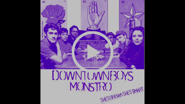 Downtown Boys - Monstro (Official Audio)
