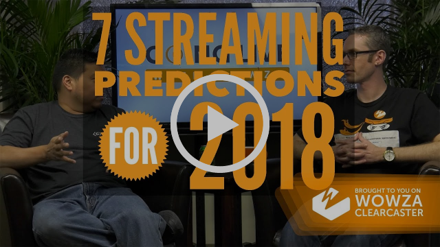 7 Streaming Predictions for 2018