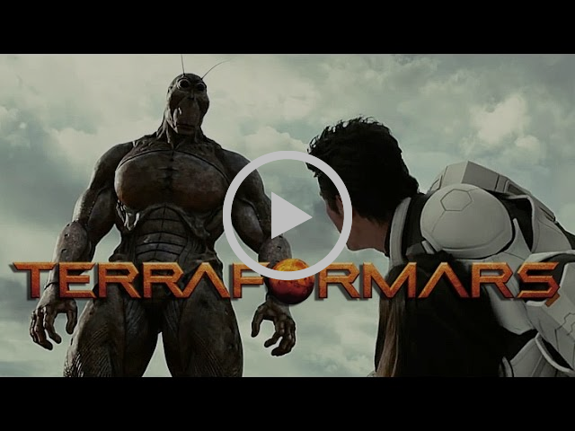 TERRA FORMARS de Takashi Miike (Trailer español)