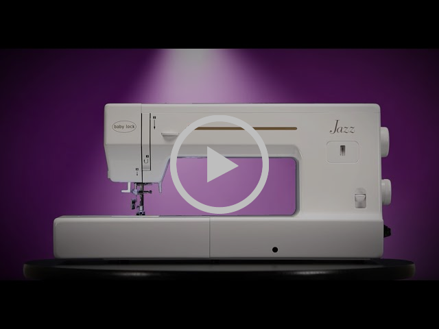 Introducing the Baby Lock Jazz Sewing & Quilting Machine