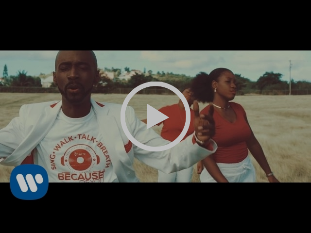 Sherwin Gardner - Because of You (Official Music Video)