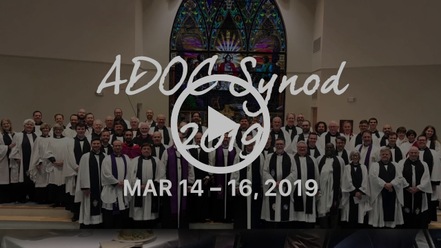 Adoc Synod 2019 Video