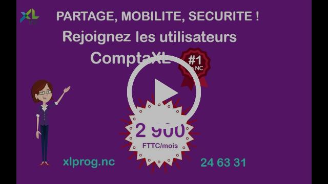 Découvrez le partage ComptaXL Logiciel et ComptaXL En ligne !