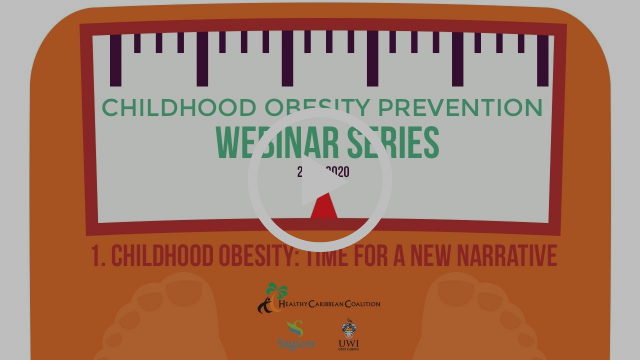 Childhood Obesity: Time For A New Narrative - Webinar recording