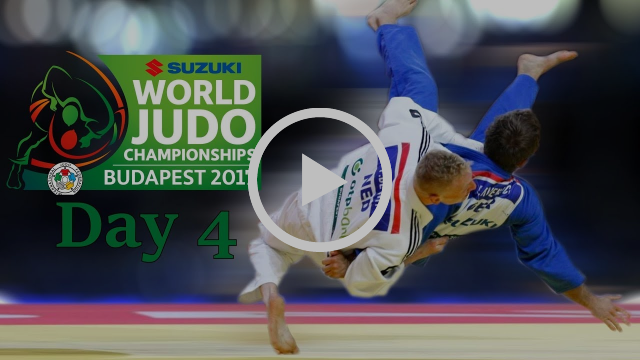 Ippon Highlight Day 4 | World Championships Budapest 2017 | JudoHeroes