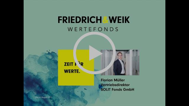 Aufzeichnung des Webinars mit Florian Müller