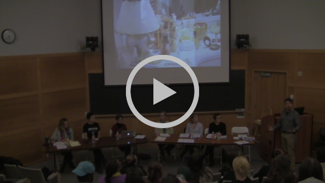 She Project Panel Discussion- Castleton University