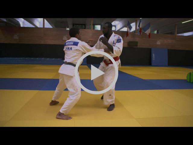 Judo France Darcel Yandzi Coordination & Rehab Exercises