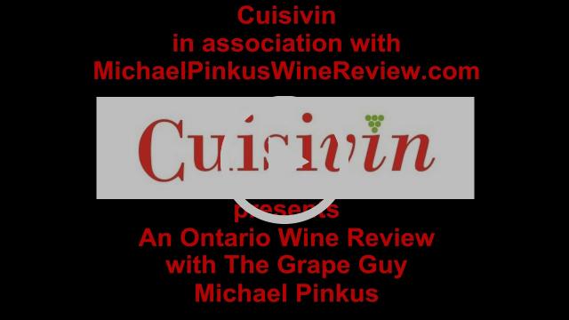 Cooper's Hawk 2013 Cabernet Franc Reserve (Ontario Wine Review #217)