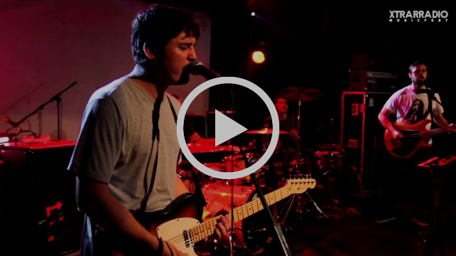 PERRO live! - Ediciones Reptiliano @ Xtrarradio Musicfest 2016