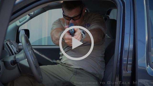 Self-Defense Shooting from Inside a Car: First Person Defender| S5 Bonus