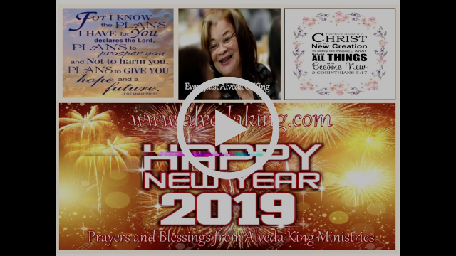 Alveda King - 2019 New Years Message
