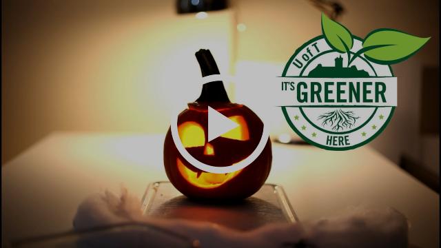 Green Hacks: Halloween