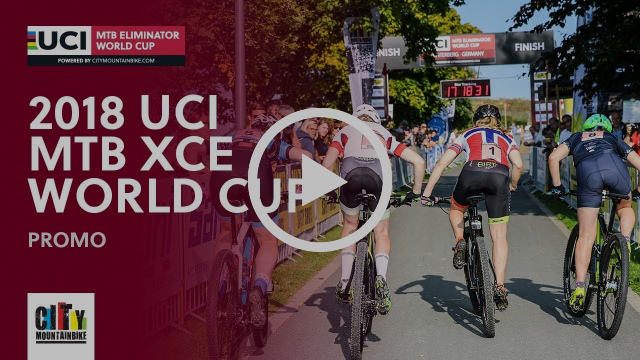 2018 Promo UCI MTB XCE World Cup powered by City Mountainbike