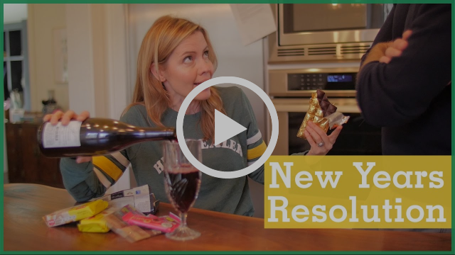 New Years Resolutions: In Real Life | The Holderness Family