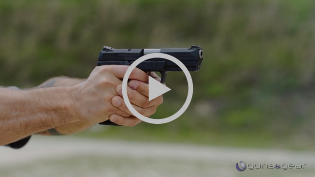 A Pistol Fit for All - The Ruger American Pistol: Guns & Gear| S2 E2