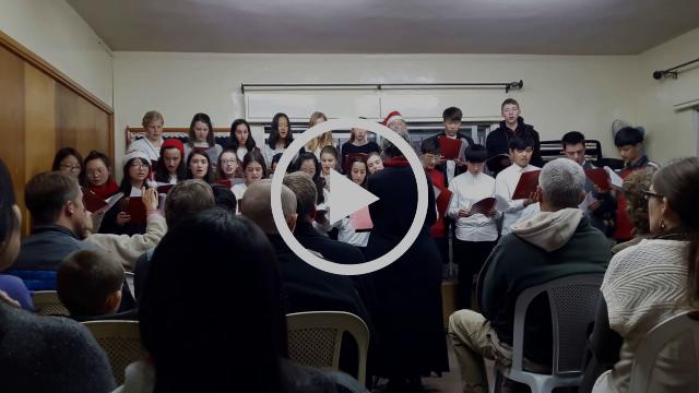 Video of Choir Singing