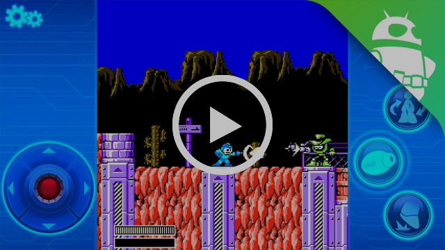 Six Mega Man games are out, ADW Launcher 2 is official, but really, MEGA MAN! - Android Apps Weekly