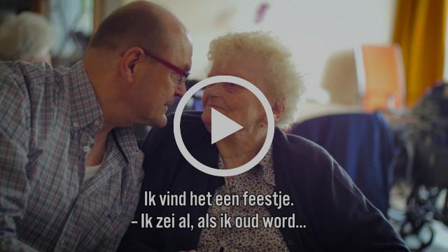 De Makroon: een mooi en modern verpleeghuis in harte Amsterdam